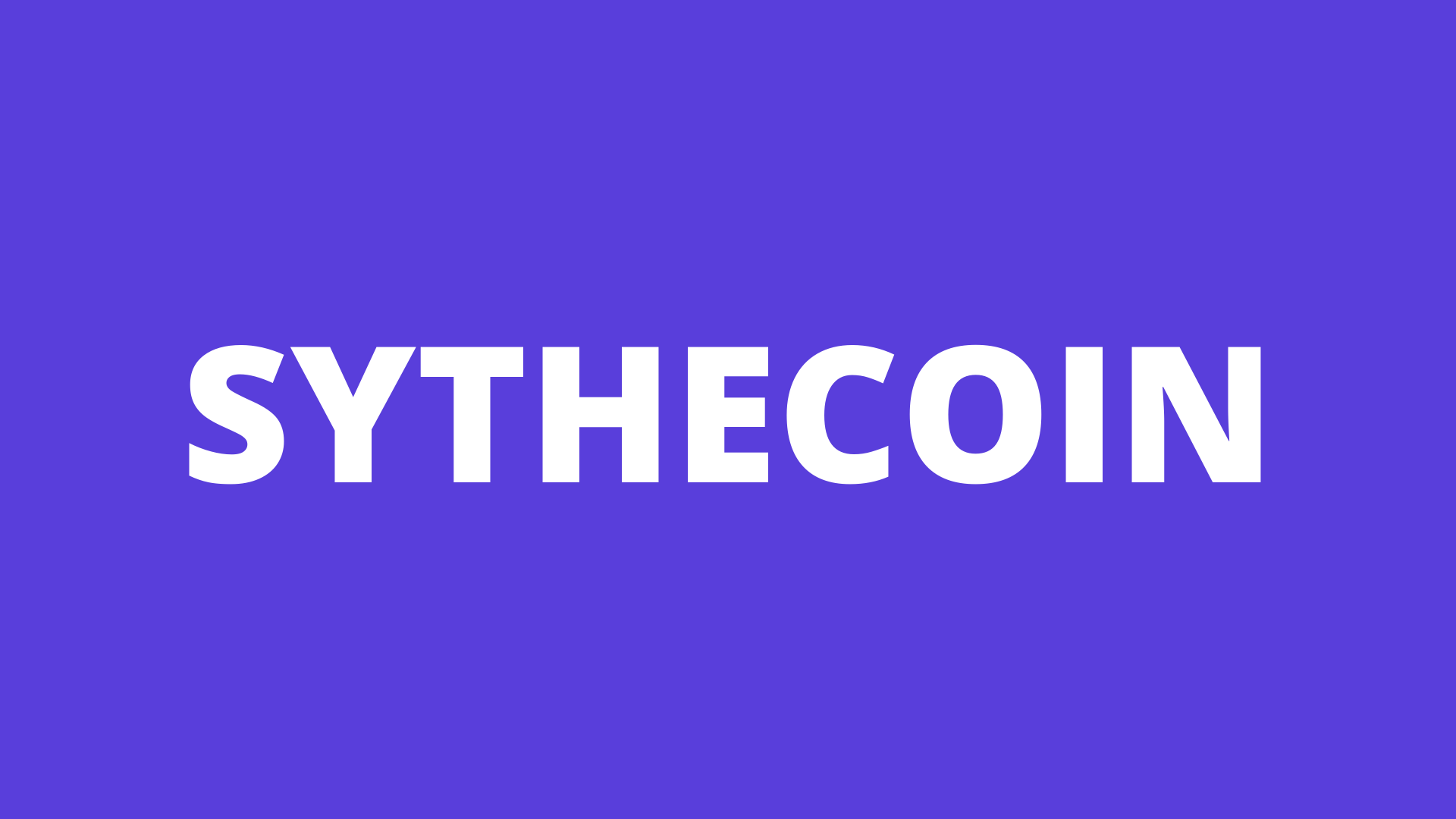 sythecoin